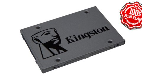SSD Kingston UV500 480 Go 2.5