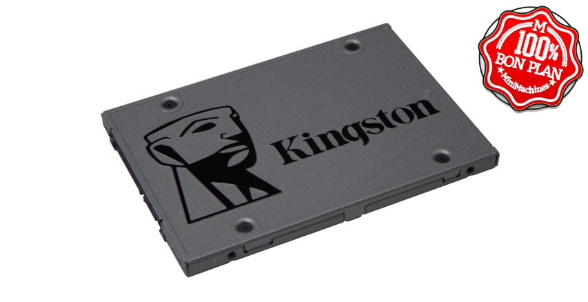 SSD Kingston A400 960Go SATA III