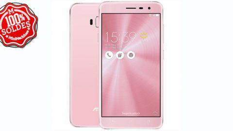 Smartphone Asus Zenfone 3 ZE552KL - 3/32Go rose