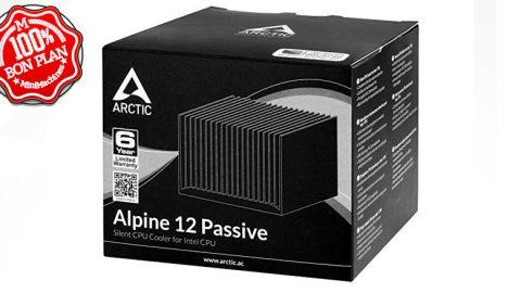 Dissipateur LGA115x Arctic Alpine 12