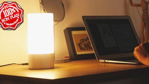 Lampe de Chevet AUKEY LED RGB