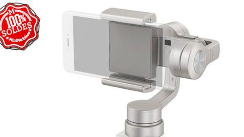 Stabilisateur smartphone DJI Osmo Mobile Argent