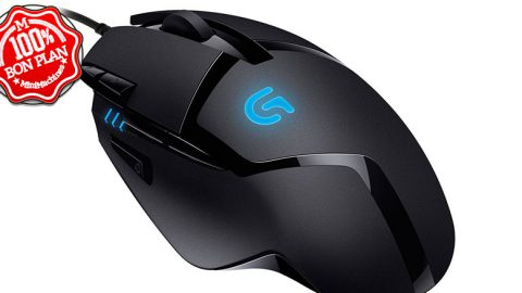 Souris Gaming Logitech G402 Hyperion Fur