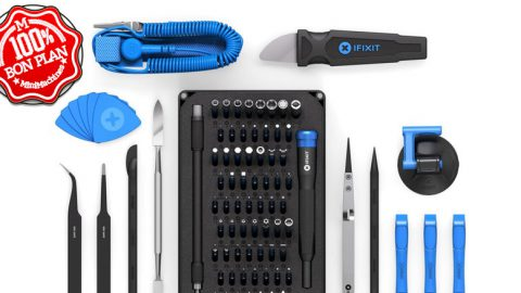 Kit outils iFixit Pro Tech Toolkit