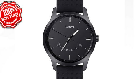 Montre analogique Bluetooth Lenovo Watch 9