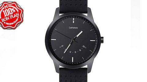 Montre analogique Bluetooth Lenovo Watch 9