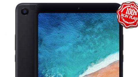 Tablette Xiaomi Mi Pad 4 - 4Go/64Go Wifi noire
