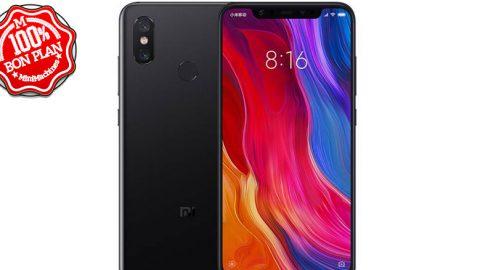 Smartphone Xiaomi Mi 8 6 Go / 64 Go Noir
