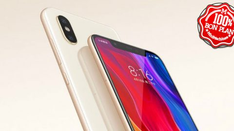Smartphone Xiaomi Mi 8 6Go / 128Go Or