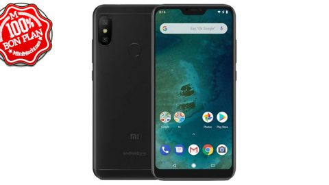 Smartphone Xiaomi Mi A2 Lite 3Go / 32Go Noir