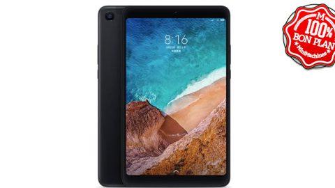 Tablette Xiaomi Mi Pad 4 - 4Go/64Go 4G noire