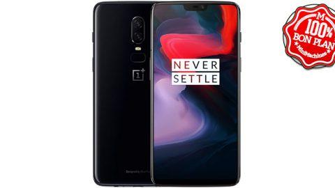 Smartphone Oneplus 6 8/128Go Noir