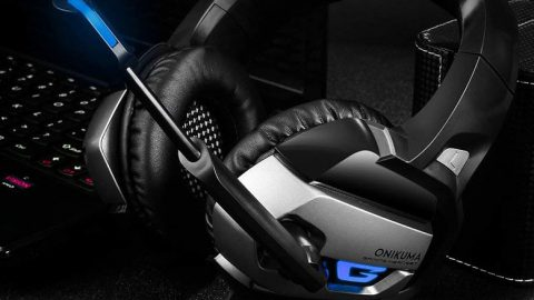 Casque Gaming ONIKUMA 7.1
