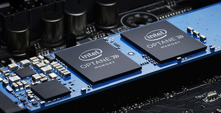 Intel Optane permet désormais d'accélérer un disque