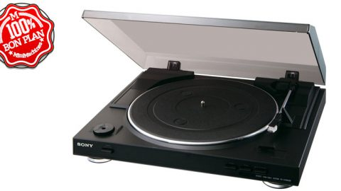 Platine vinyle USB Sony PS-LX300USB