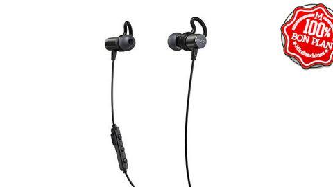 Ecouteurs Bluetooth Anker SoundBuds Surge