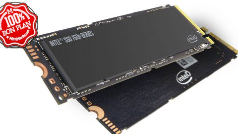 SSD M.2 2280 Intel SSD 760P Series 1 To NVMe