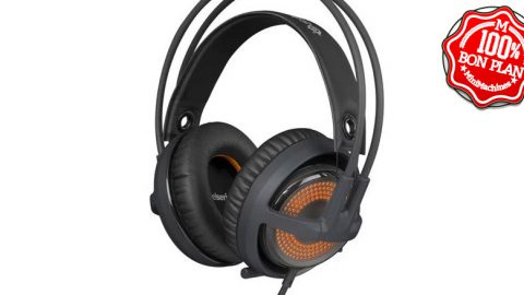 Casque gamer Steelseries Siberia v3 Prism