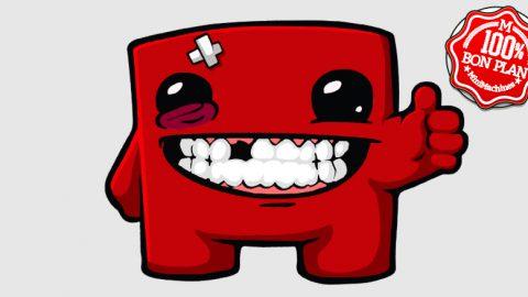 Jeu PC Super Meat Boy EpicGames