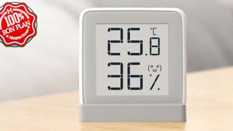Thermomètre, capteur d'humidité Xiaomi MiaoMiaoCe