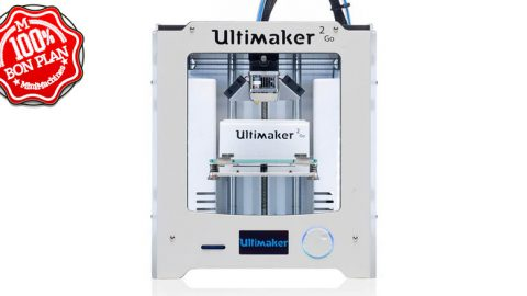 Imprimante 3D Ultimaker 2 GO