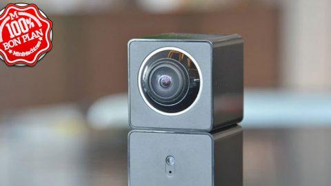 Camera Xiaomi Xiaofang Panoramique sur 360°