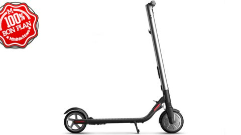 Trottinette électrique Segway Ninebot ES2 Stock France