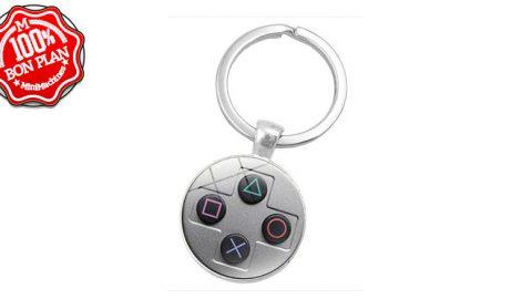 Porte clé Gamepad