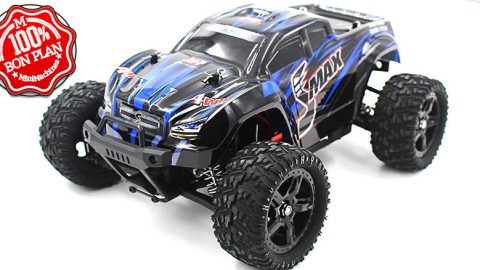 Voiture RC 4x4 Remo Hobby 1631