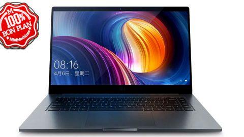 Ultrabook Xiaomi Pro Core i5-8250 8Go/256Go + MX150 Gris foncé