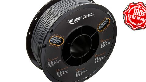 Filament PLA pour imprimante 3D Amazon 1 Kg