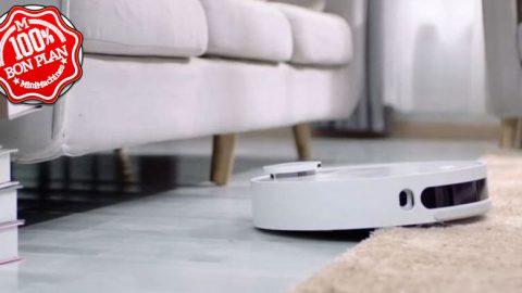 Robot aspirateur 360 S6 blanc