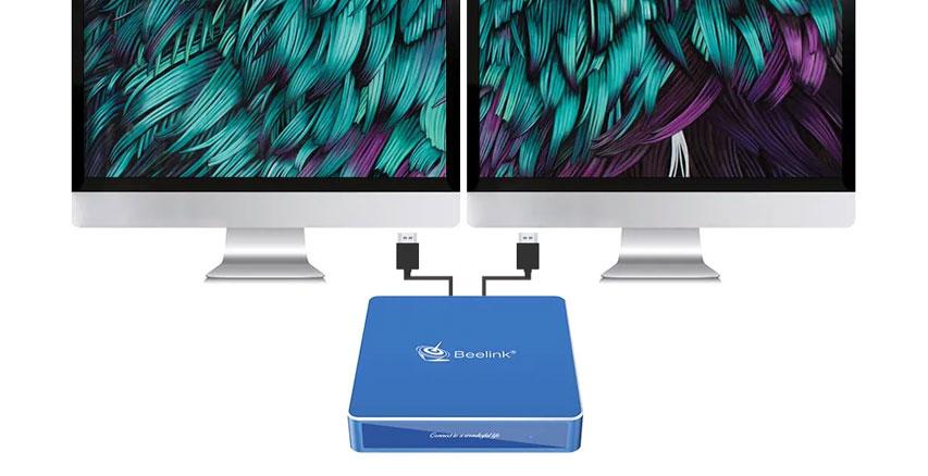 Beelink N50, un MiniPC sous Pentium N5000 bien équipé
