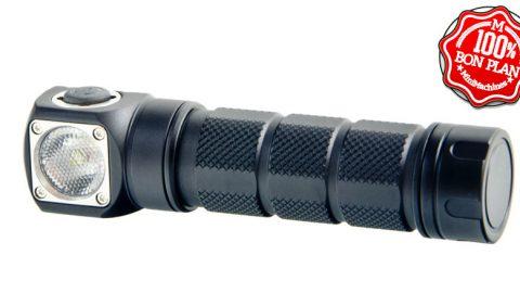 Lampe de poche Skilhunt H03 CREE XM-L2