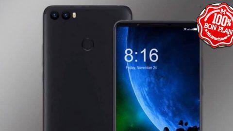 Smartphone Xiaomi Mi Max 3 4/64 Go Noir