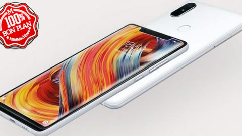 Smartphone Xiaomi Mi 8 6 Go / 128 Go Blanc