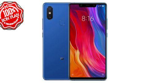 Smartphone Xiaomi Mi 8  6Go/64Go Bleu