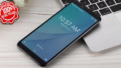 Smartphone Xiaomi Mi A2 4Go / 64Go Noir