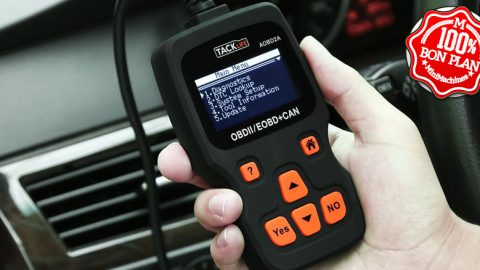 Outil de diagnostic Auto OBD2 Tacklife