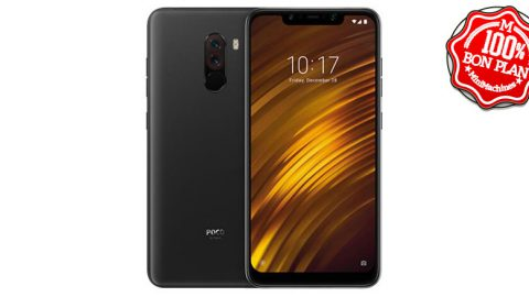 Smartphone Xiaomi Pocophone F1 6 / 64 Go Noir