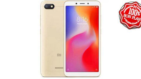 Smartphone Xiaomi Redmi 6A 2/16 Go Or
