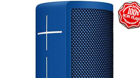 Enceinte Ultimate Ears BLAST avec Dock et support Alexa