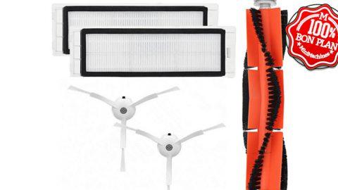 Kit de filtres et brosses pour aspirateurs Xiaomi Mi
