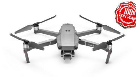 Quadricoptère DJI Mavic 2 Zoom Gris