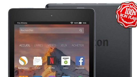 Tablette Amazon Fire HD 2017 32Go