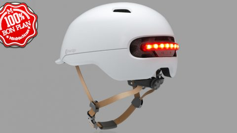 Casque Vélo Xiaomi Smart4u SH50 avec LED