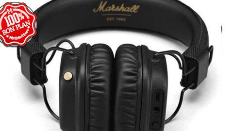 Casque Bluetooth Marshall Major II