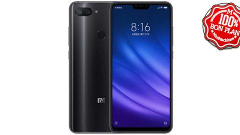 Smartphone Xiaomi Mi 8 Lite 6Go / 128Go Noir