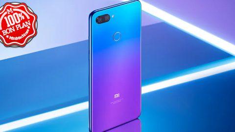 Smartphone Xiaomi Mi 8 Lite 6Go / 128Go Bleu
