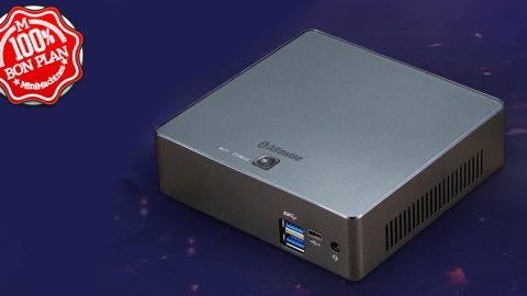 MiniPC Alfawise A1 i5-7200U - 8Go/128Go Ubuntu